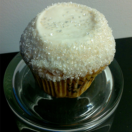 Crumbs Starlight Cupcake