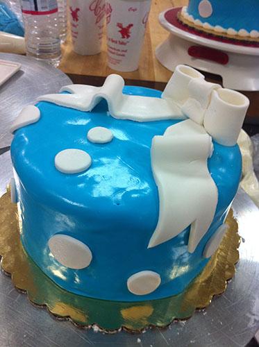 bluedotcake