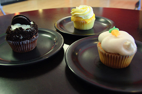 Billy Vanilly Cupcakes