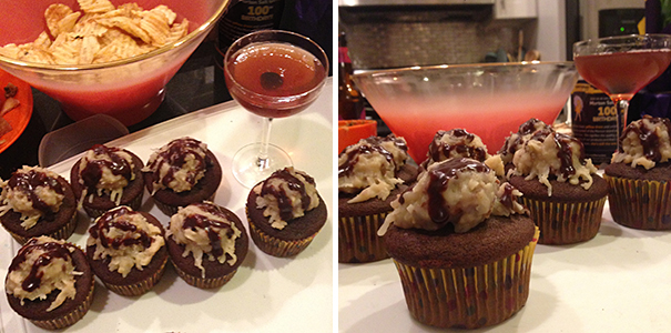 Manhattans and Cupcakes