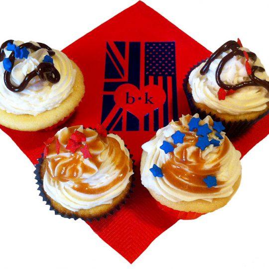 UK US Love Cupcakes