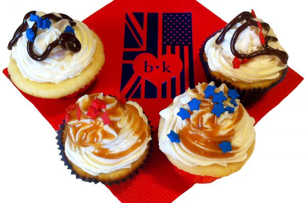 UK US Love Cupcakes