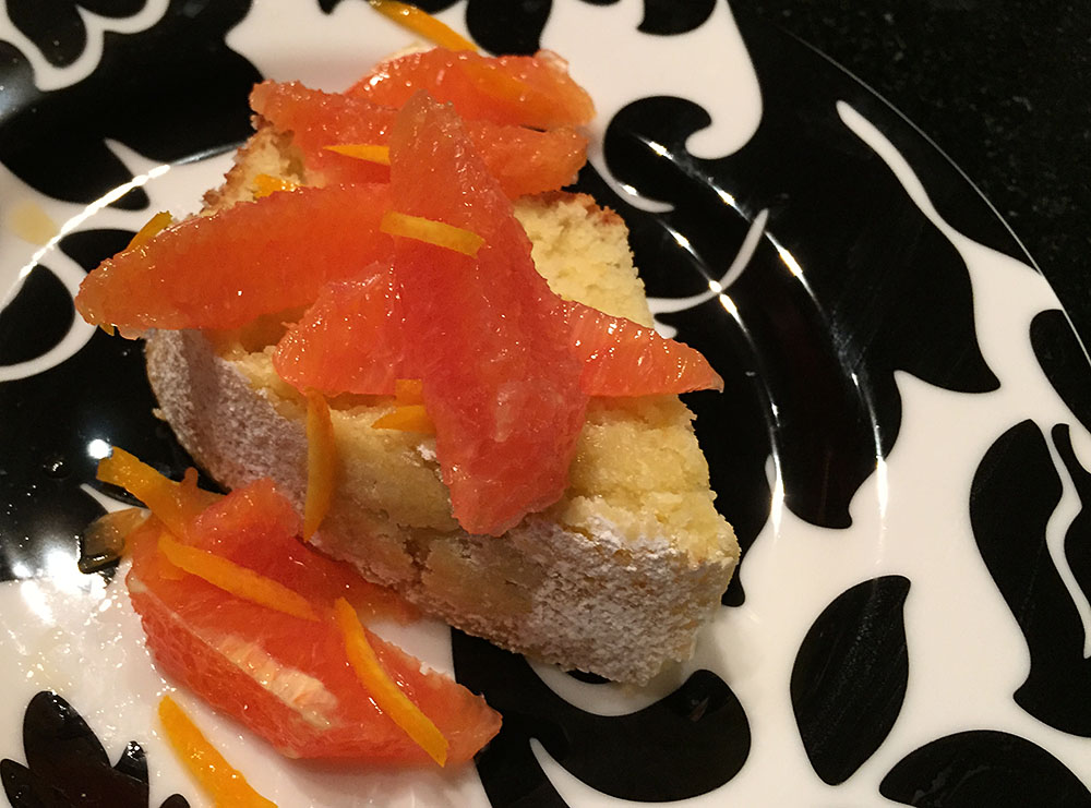 Cara Cara Orange Cake