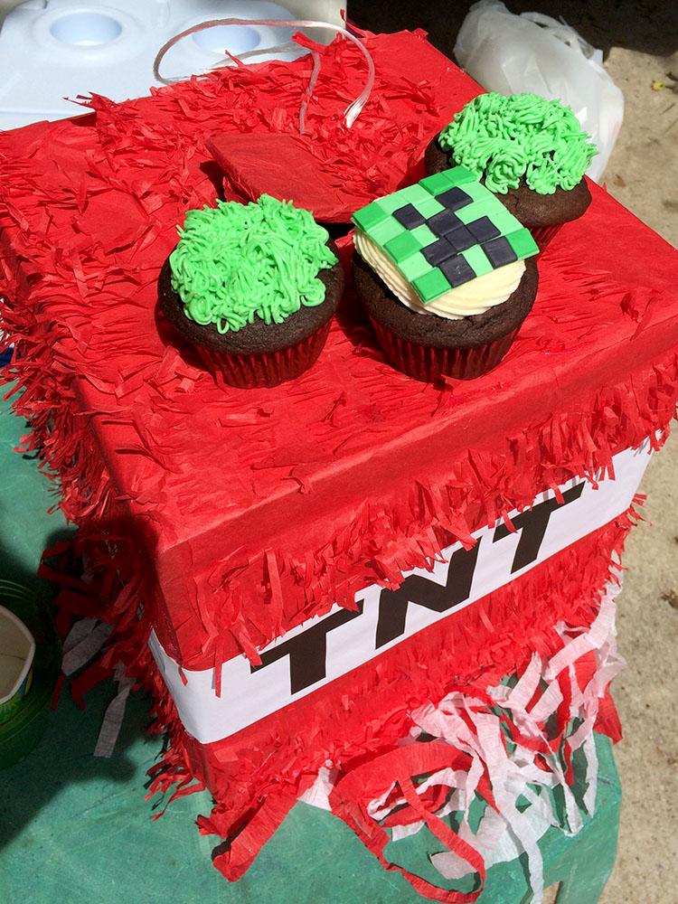 MinecraftPinata