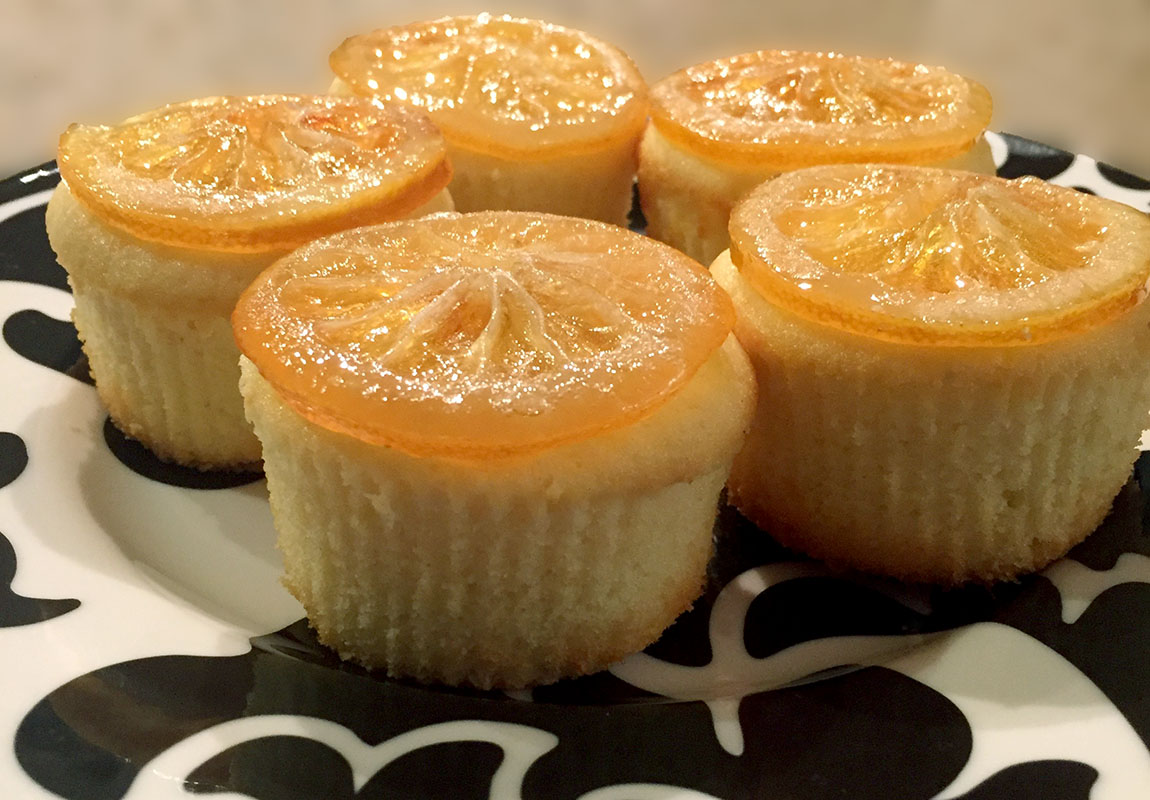 Lemon Cakes from Game of Thrones
