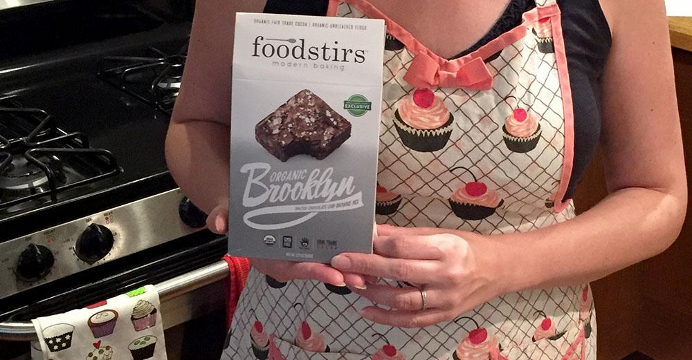 Foodstirs Brooklyn Brownies