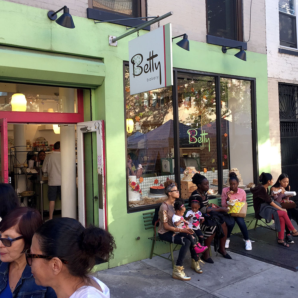 Betty Bakery Brooklyn
